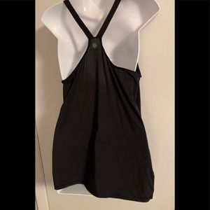 Athleta black tank top ST